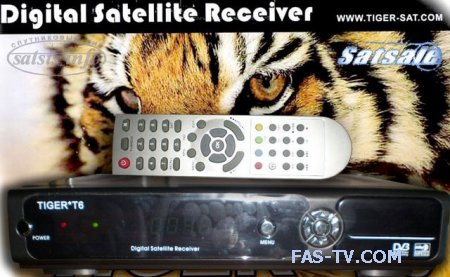 Tiger* T6 CA USB LAN