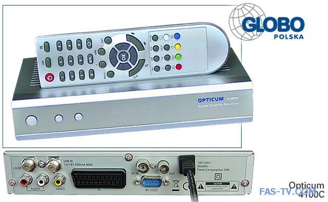 Globo/Opticum/Orton 4000с,