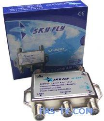 DiSEqC Sky Fly 4x1