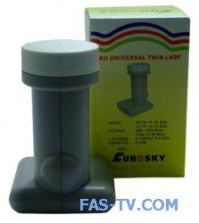 EUROSKY EHKF-3110A Twin LNB