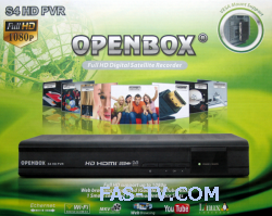 OPENBOX S4 HD PVR