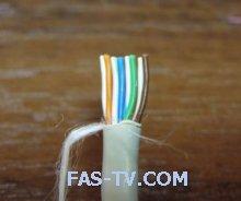 Обжимка кабелей