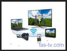 Для чего телевизору wi-fi
