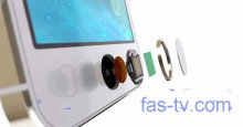 Touch ID sensor в айфонах