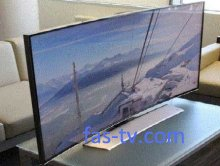 Выбор изогнутого или плоского телевизора