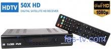 Спутниковый ресивер 50X HD.