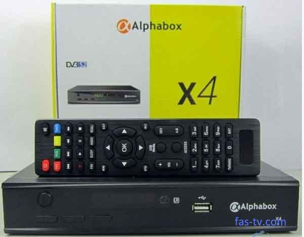 Alphabox X4