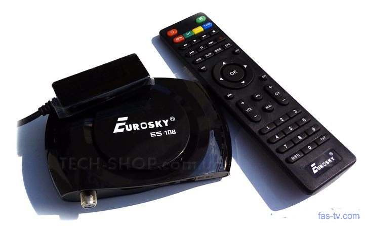 Eurosky ES-108 HD