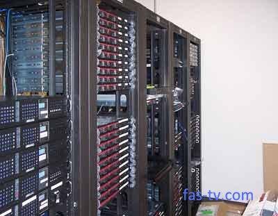 Серверные стойки и их особенности