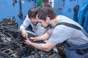 Как проводится ремонт АКПП Вольво S60